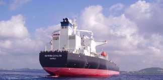 La petroliera Savina Caylyn