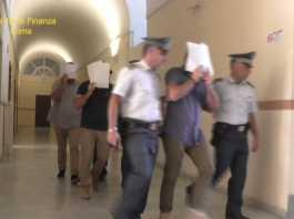 Appalti pilotati per un campo sportivo a Ladispoli, 9 arresti
