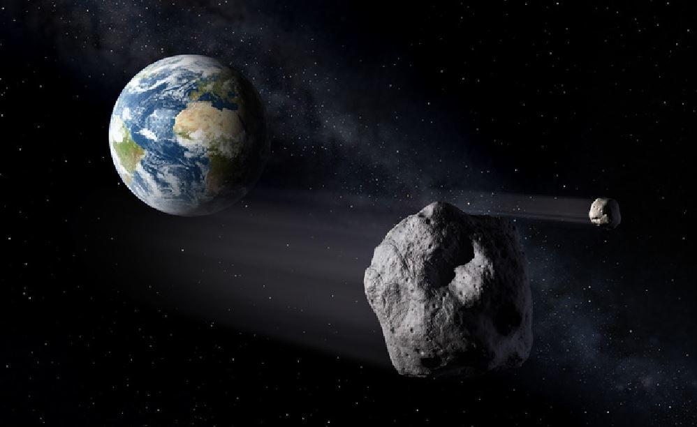 asteroide 2012 TC4 ricostruzione Esa