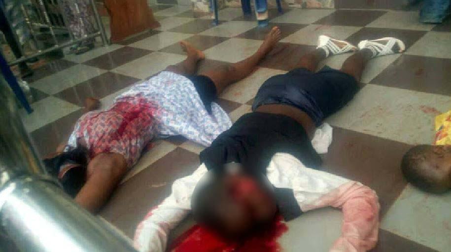 Nigeria, attacco a una chiesa cattolica