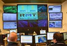 sala operativa Anas controlla traffico su A2