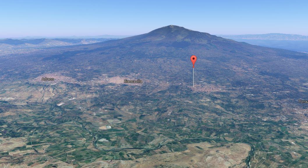 Due scosse di terremoto nel Catanese, la più forte di magnitudo 3.3