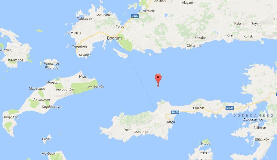 Turchia, forte scossa di terremoto vicino Bodrum