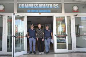 Oreste Piazza, Luigi Pignataro arrestati a Cetraro