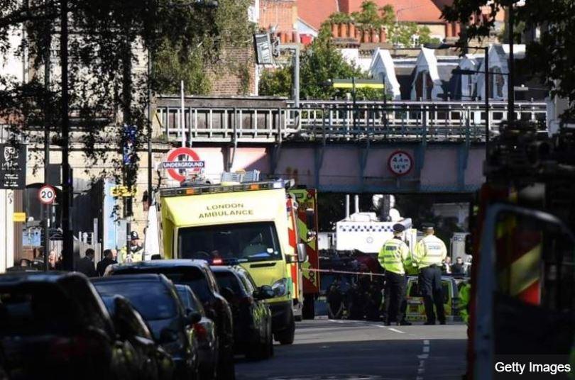 Attentato Parson Green a Londra