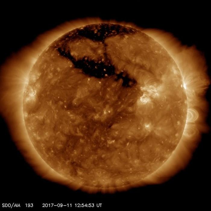 Esplosione Solare