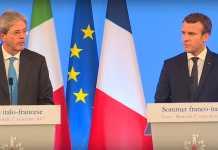 Gentiloni Macron Fincantieri Stx