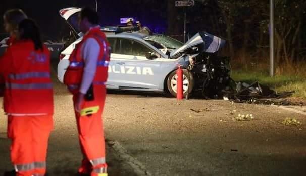 Incidente mortale Polizia Ravenna