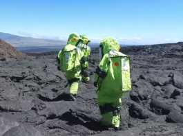 Missione Marte Nasa vulcano Hawaii