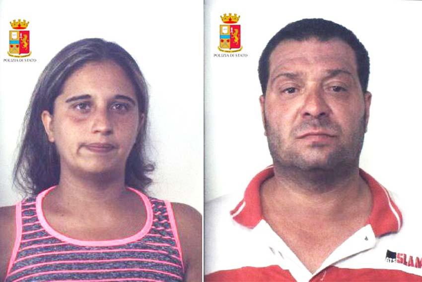 Monica Farsetta e Luigi Belladonna