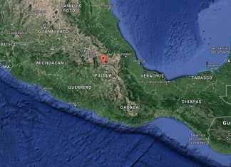 Terremoto Puebla Messico