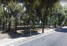 Viale George Washington Villa Borghese
