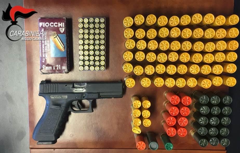 arma e munizioni Barbaro Rc