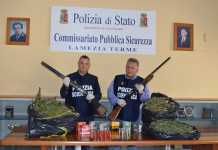 armi e droga lamezia
