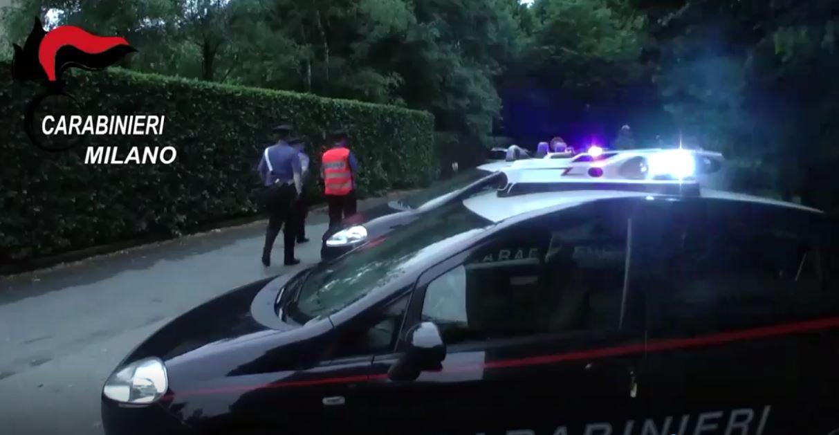 Domenico Branca arrestato per l'Omicidio Carratù