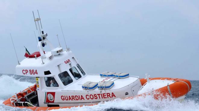 guardia costiera soccorso in mare