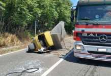incidente motoape