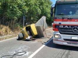 incidente motoape