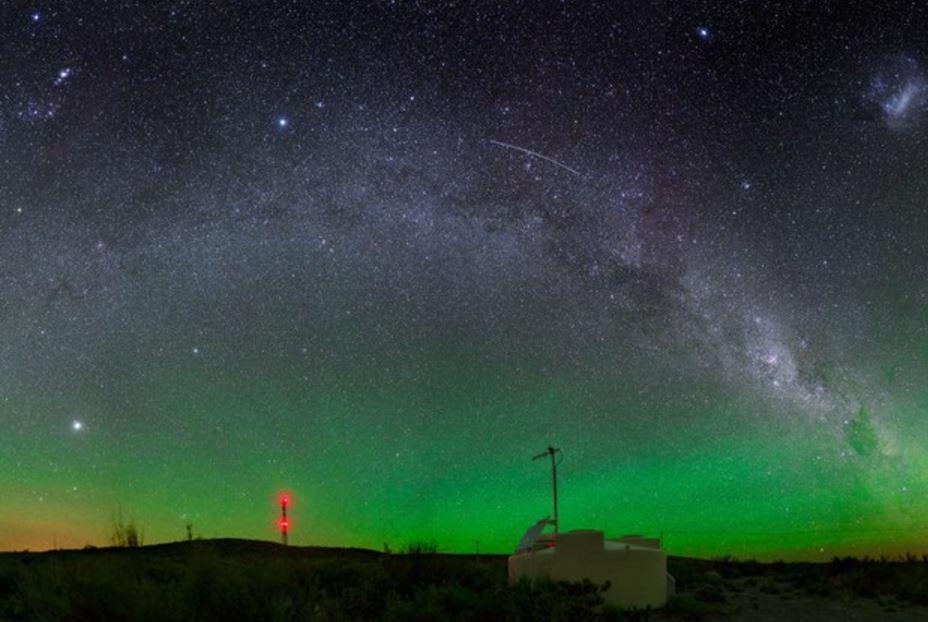I raggi cosmici hanno origini extra-galattiche (fonte: Pierre Auger Observatory)
