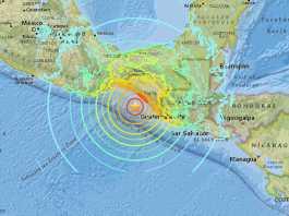 Violenta scossa di terremoto in Messico: magnitudo 8.1. Morti