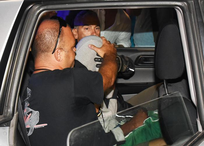 Il terzo componente del branco degli stupri a Rimini arrestato dalla Polizia