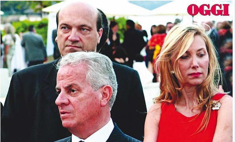 Amedeo Matacena Chiara Rizzo Claudio Scajola