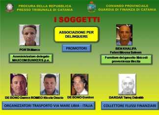 Arrestati operazione Dirty oil