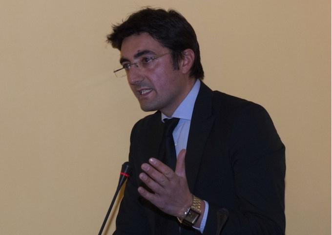 Il vicesindaco di Cetraro Fabio Angilica