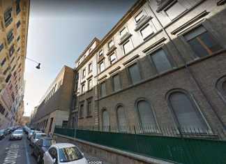L'Istituto Santa Maria a Roma da dove è caduto il ragazzino di 13 anni