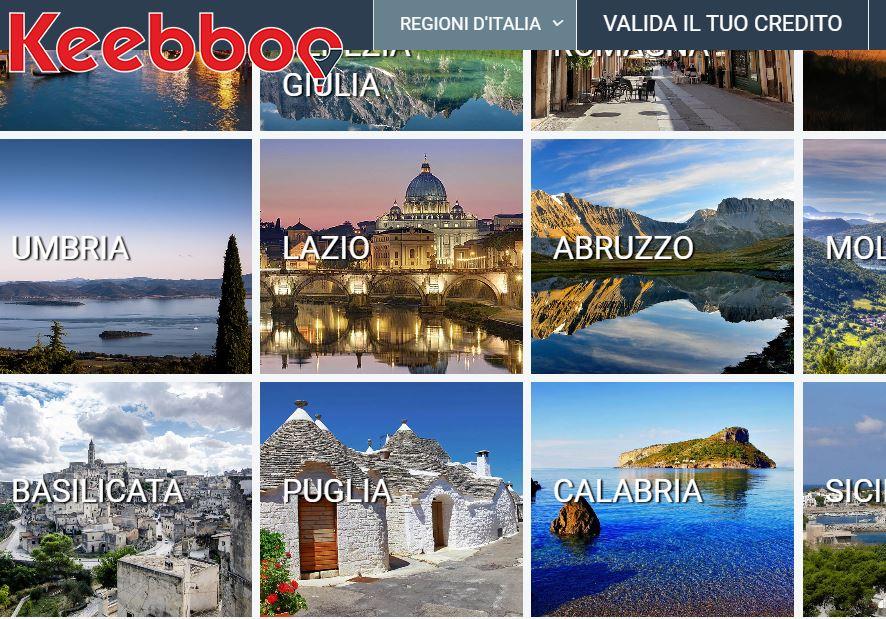 Keebboo impresa turismo