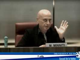 Minniti migranti Aosta