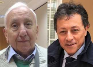 Giuseppe Soluri, Mario Mirabello, Maurizio Putrone e Rosario Stanizzi