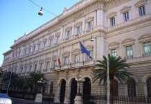 Palazzo Koch, sede della Banca d'Italia a Roma