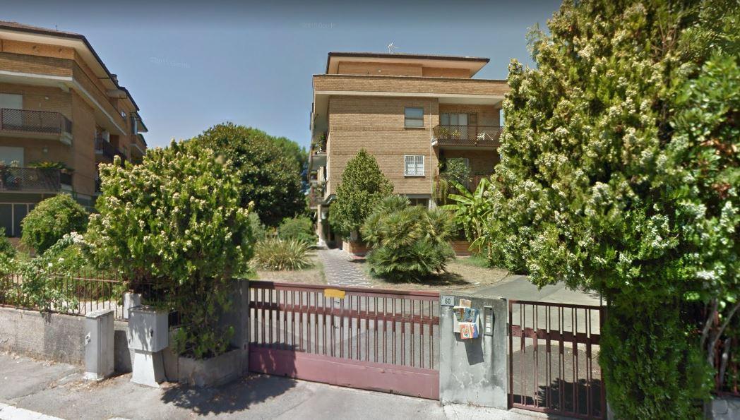 Via Palermo 60 Latina dove l'avvocato Francesco Palumbo ha ucciso rapinatore
