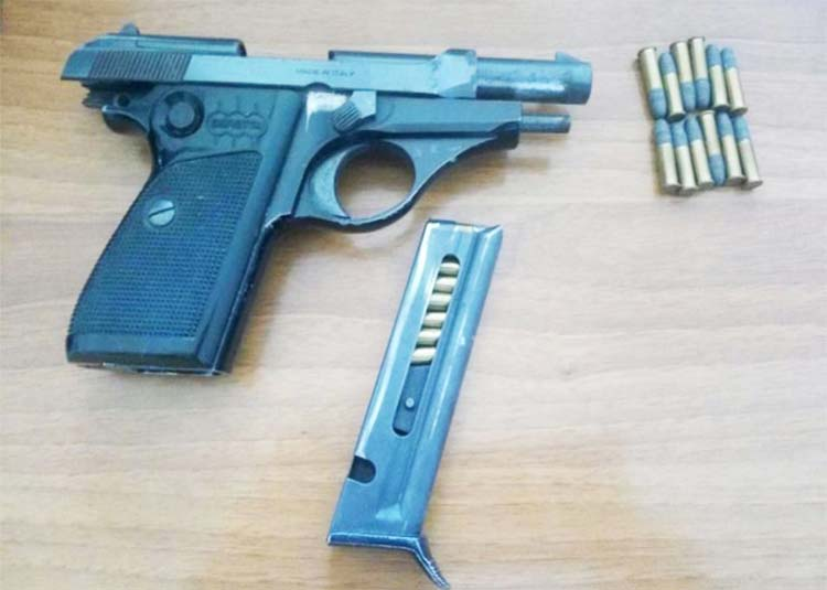 arma clandestina