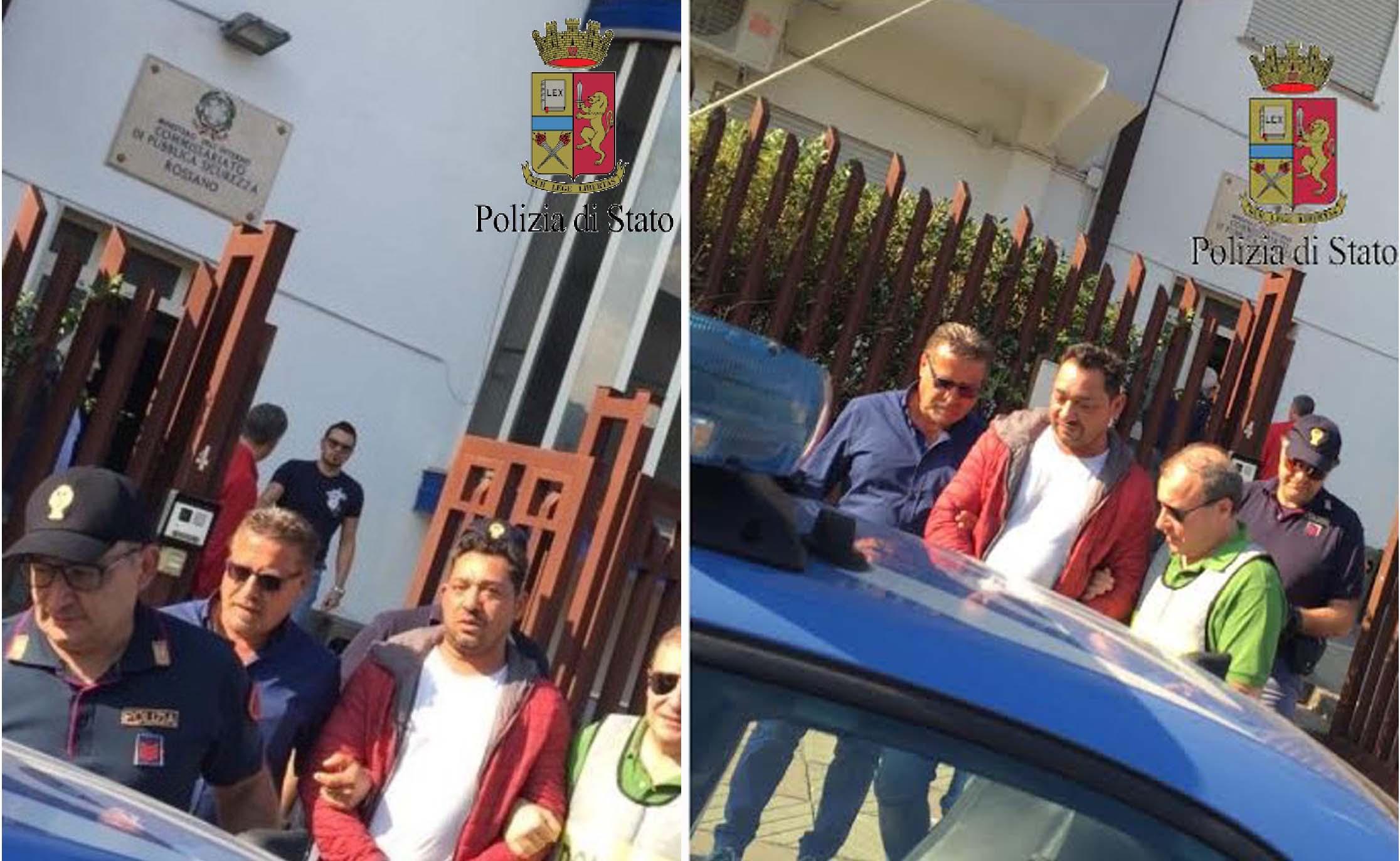 arresto ricercato serbo