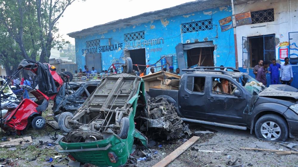 attacco terroristico Nasa-Hablod Hotel Mogadiscio