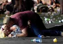 attentato Las Vegas