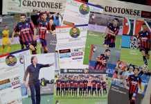 cartoline il crotonese fc crotone