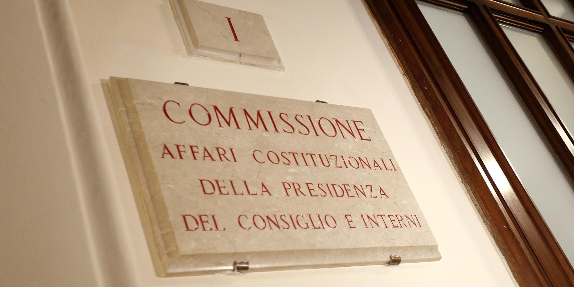 Legge elettorale passa in commissione il rosatellum 2 0 for Numero parlamentari m5s