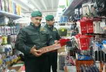 Sequestrati dalle Fiamme Gialle di Vibo Valentia oltre 21.000 prodotti illegali