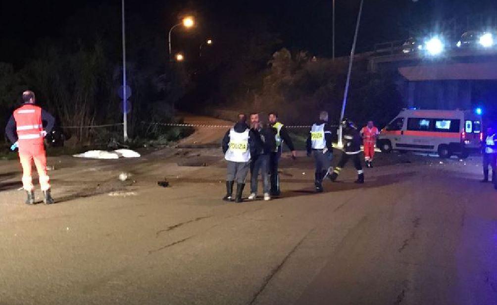 incidente Ascoli Piceno morte Anna Benedetti, Giovanna Angelini