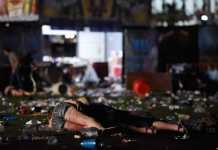 sparatoria Las Vegas