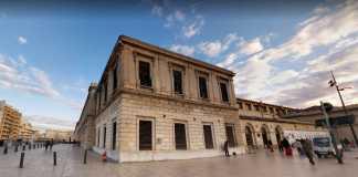 La stazione Saint-Charles a Marsiglia