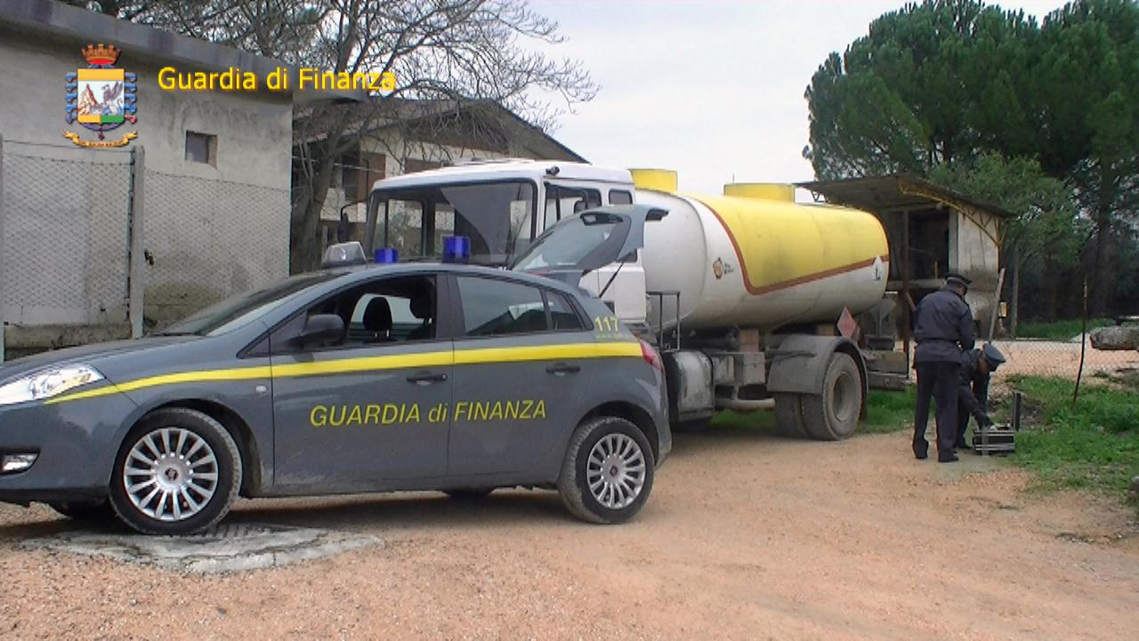 truffa gasolio agricolo
