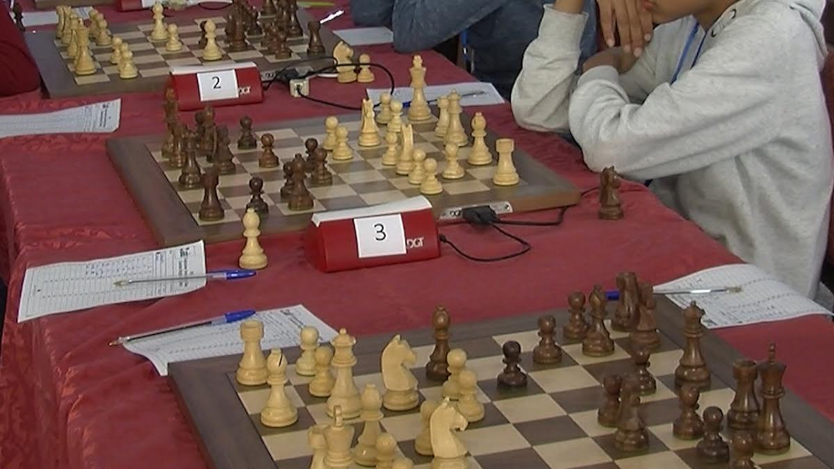 Campionati italiani di Scacchi