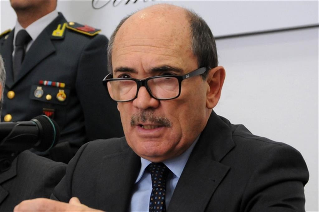Il nuovo procuratore nazionale Antimafia Federico Cafiero de Raho