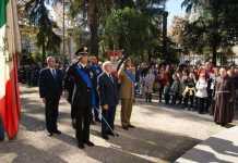 Festa Forze Armate Cosenza 4 nov 2017