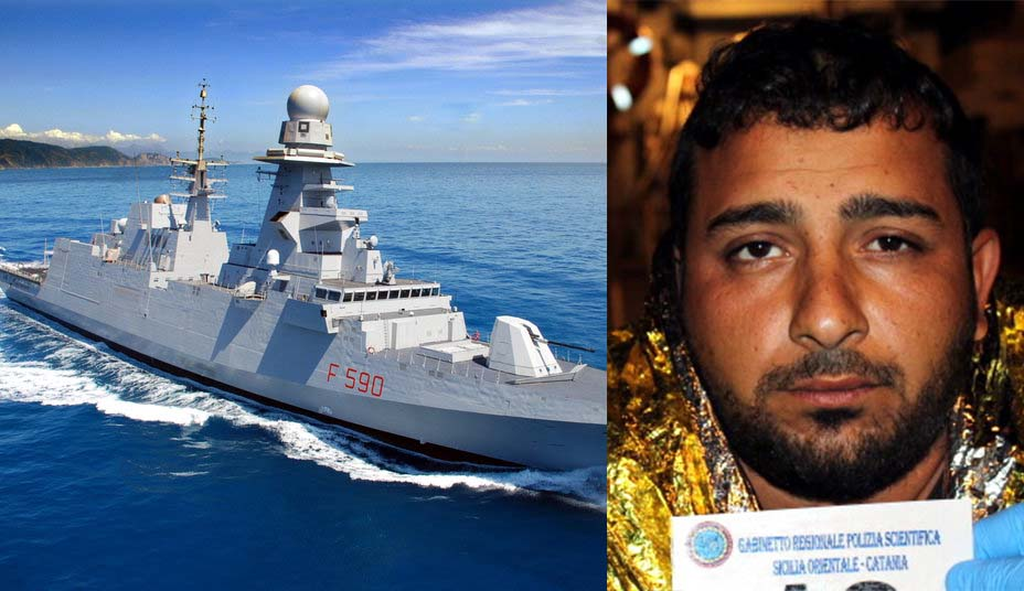 Migranti, fermati a Catania 4 presunti trafficanti libici