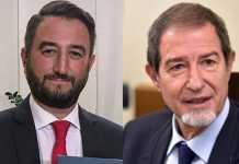 Giancarlo Cancelleri e Nello Musumeci